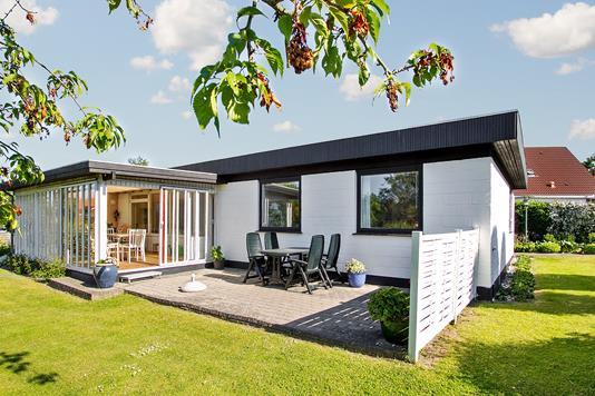 Villa på Ulshøjvej i Kalundborg - Ejendommen