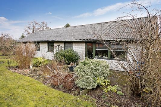 Villa på Skolevænget i Kalundborg - Ejendommen