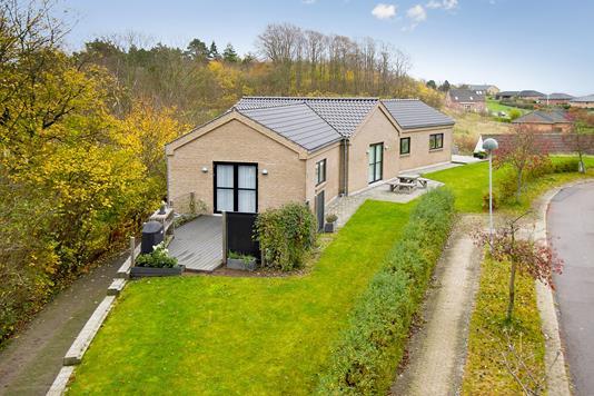 Villa på Lavlandsvej i Kalundborg - Ejendommen