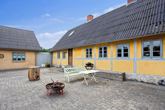 Villa på Kalundborgvej i Svebølle - Terrasse