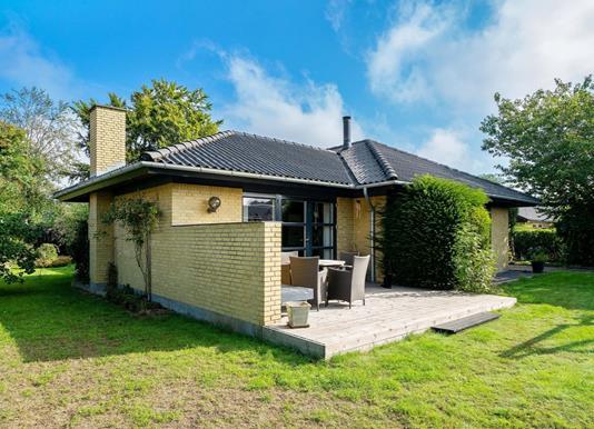 Villa på Acacievej i Jerslev Sjælland - Ejendommen