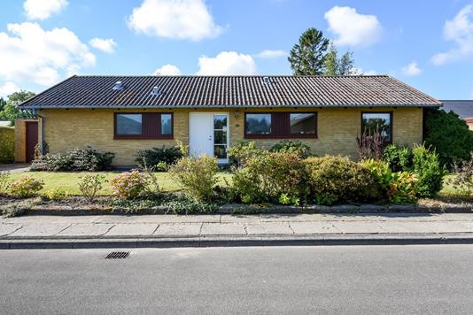 Villa på Hegnet i Otterup - Ejendommen