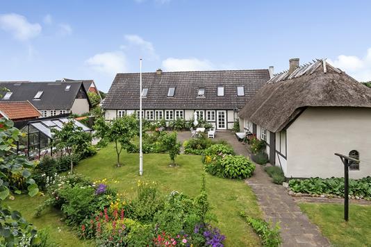 Villa på Skippervej i Odense N - Have