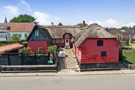 Villa på Lodsvej i Odense N - Ejendommen