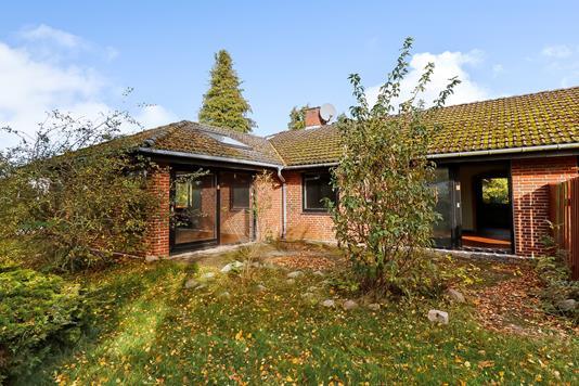 Villa på Billeshavevænget i Odense NV - Ejendommen