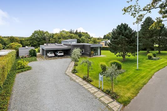 Villa på Frugthaven i Morud - Ejendommen