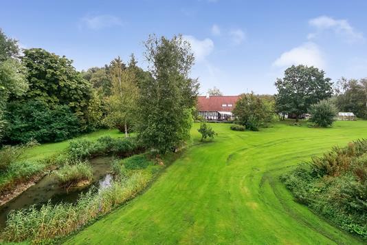 Villa på Fraugde-Kærby-Vej i Odense SØ - Have
