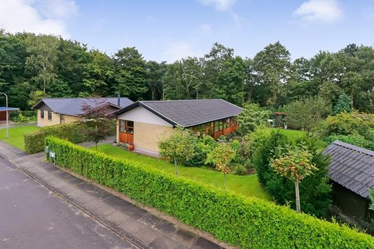 Villa på Bekkasinvej i Odense NV - Ejendommen