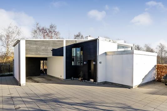 Villa på Agerhønevænget i Odense N - Ejendommen