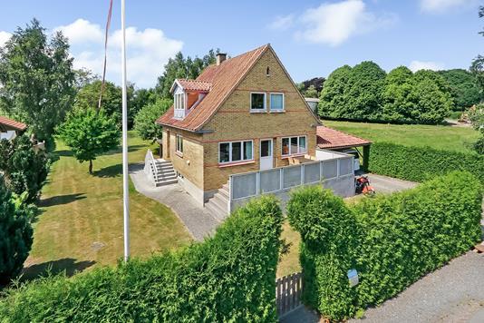 Villa på Rynkeby Bygade i Rynkeby - Ejendommen