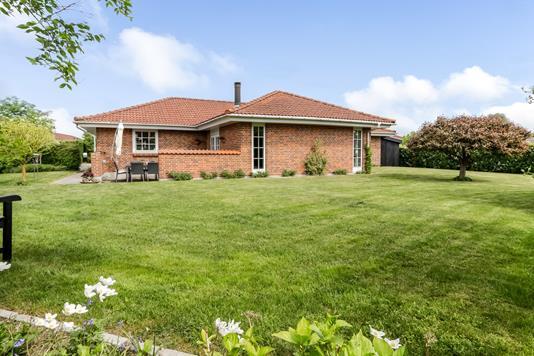 Villa på Hammeren i Agedrup - Have