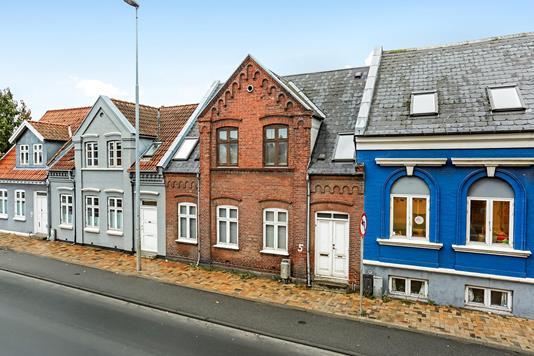 Villa på Hjallesevej i Odense C - Andet
