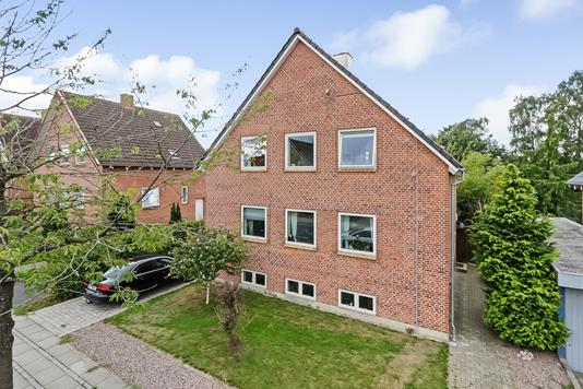 Villa på Vildrosevej i Odense SØ - Ejendommen