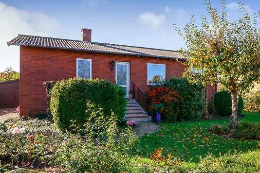 Villa på Nyborgvej i Langeskov - Ejendommen