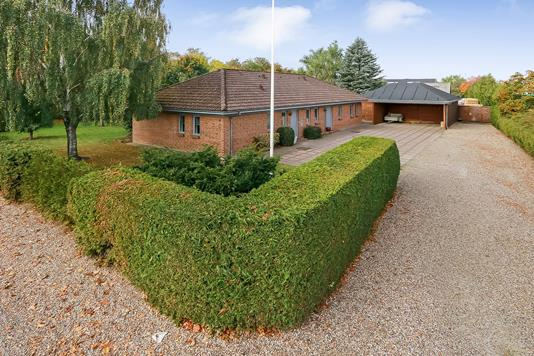 Villa på Møllevangen i Kerteminde - Ejendommen