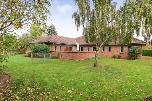 Villa på Møllevangen i Kerteminde - Terrasse