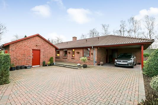 Villa på Grævlingløkken i Odense NV - Ejendommen