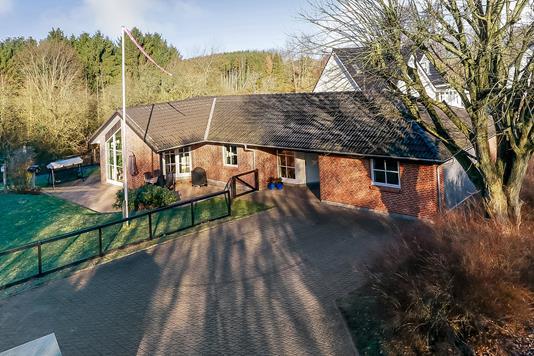 Villa på Ubberudvej i Blommenslyst - Ejendommen