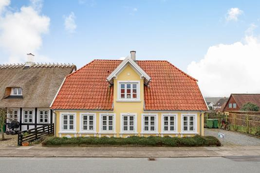 Villa på Skippervej i Odense N - Ejendommen