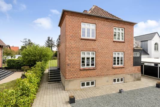 Villa på Mogensensvej i Odense C - Ejendommen