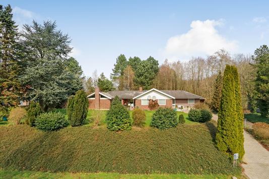 Villa på Granbakken i Morud - Ejendommen