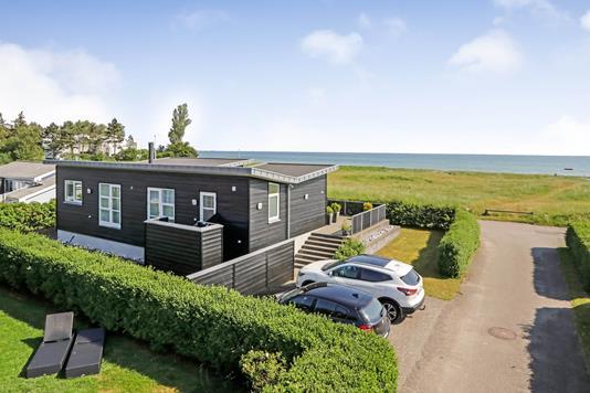 Fritidsbolig på Sommerbyen i Nyborg - Ejendommen