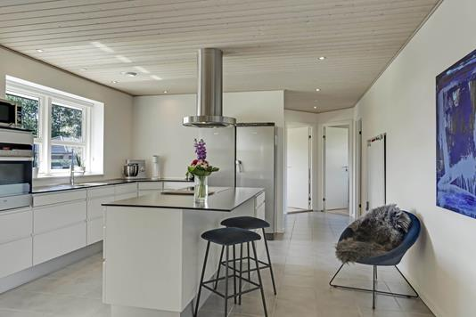 Villa på Christofferslundvej i Odense NV - Køkken