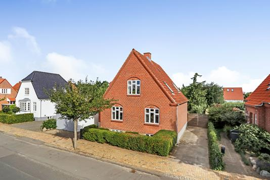 Villa på Glentevej i Odense C - Ejendommen