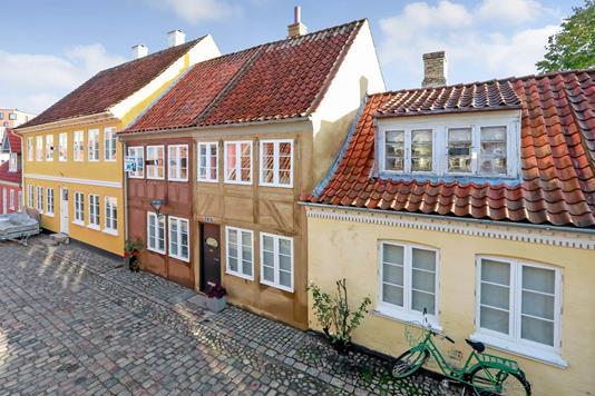 Rækkehus på Bangs Boder i Odense C - Ejendommen