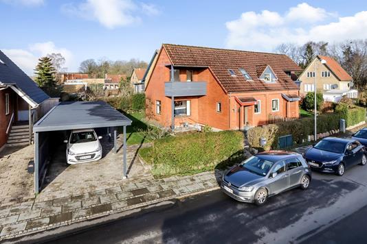 Villa på Sigurd Rings Vej i Odense V - Ejendommen