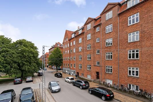 Ejerlejlighed på Christiansgade i Odense C - Ejendommen
