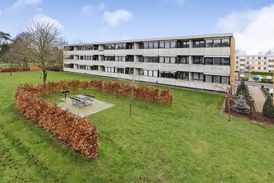 Ejerlejlighed på Floravænget i Odense SV - Have