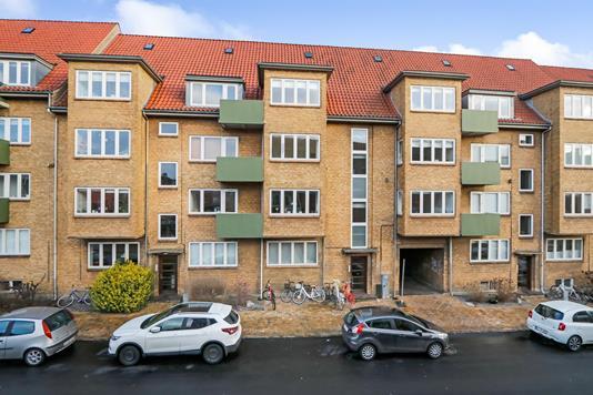 Ejerlejlighed på Gyldenløvesgade i Odense C - Ejendommen