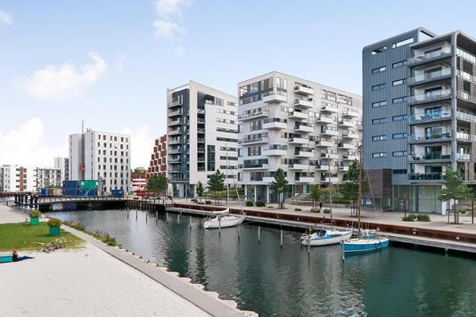 Ejerlejlighed på Promenadebyen i Odense C - Ejendommen
