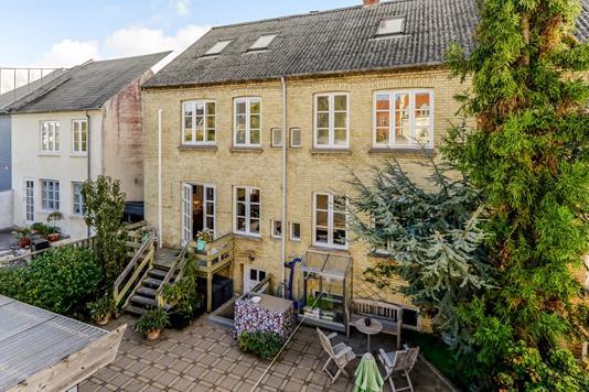 Ejerlejlighed på H.C. Andersens Gade i Odense C - Terrasse