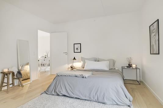Ejerlejlighed på Carl Nielsens Kvarter i Odense C - Soveværelse