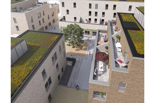 Ejerlejlighed på Carl Nielsens Kvarter i Odense C - Andet