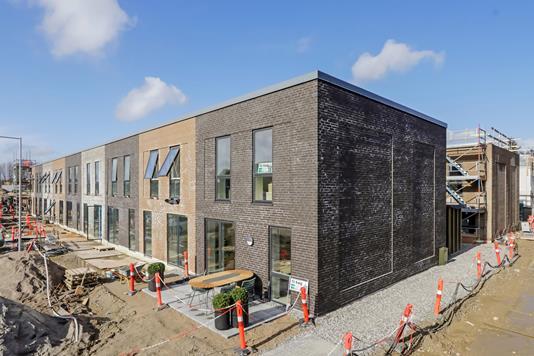 Rækkehus på Duftrankevej i Odense V - Terrasse