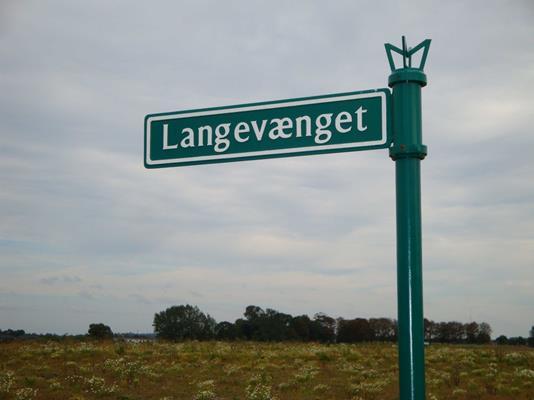 Helårsgrund på Langevænget i Middelfart - Område