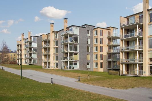 Ejerlejlighed på Fænøsund Park i Middelfart - Facade