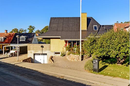 Villa på Teglgårdsvej i Middelfart - Ejendommen