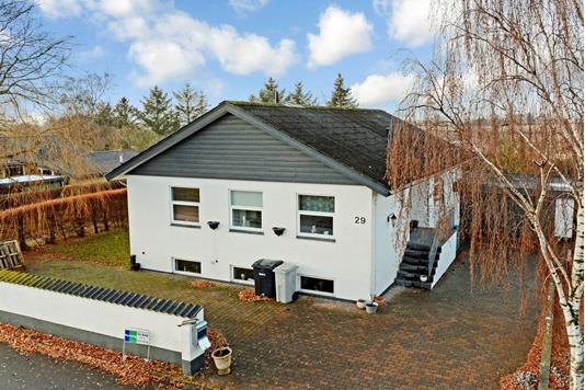 Villa på Mølleløkken i Middelfart - Ejendommen