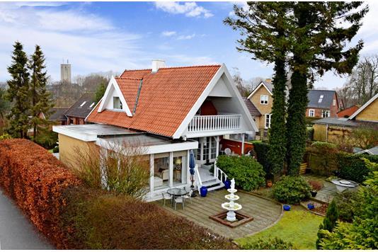 Villa på Havevej i Nørre Aaby - Ejendommen