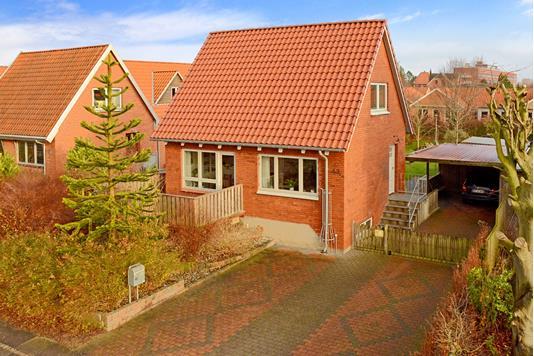 Villa på Norgesvej i Middelfart - Ejendommen