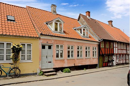 Villa på Smedegade i Middelfart - Ejendommen