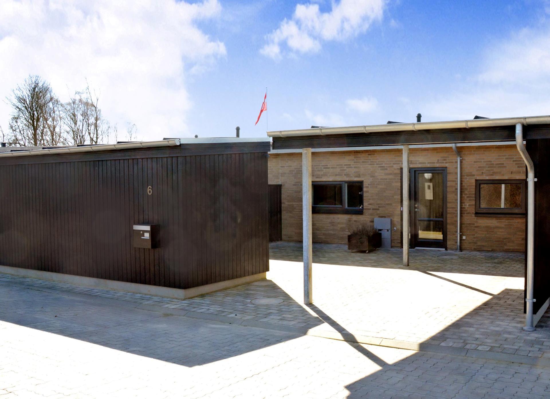 Rækkehus på Højskolevej i Middelfart - Ejendommen