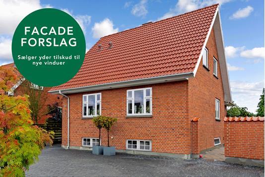 Villa på Sverigesvej i Middelfart - Andet