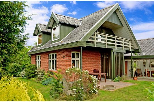 Villa på Margaardvej i Nørre Aaby - Ejendommen