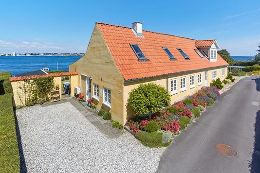 Villa på Rolighedsvej i Middelfart - Mastefoto