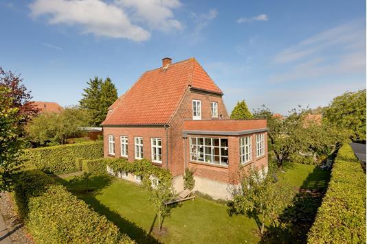 Villa på Vesterløkke Alle i Middelfart - Ejendommen